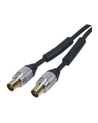 2M Premium TV/Digital/ Aerial Coaxel Coax Cable 90db MM