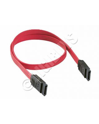 2 x Serial ATA Cable Adapter SATA SATA2 II 3Gb/s 7 pin