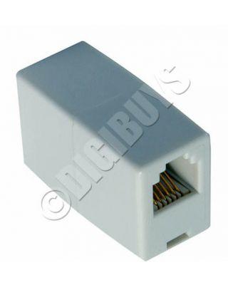 J11 InLine Coupler Joiner ADSL Broadbrand BT Adapter