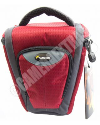 Fancier Vista 50 DSLR Camera Bag Case Nikon D3000 D90 D80 D5100 D5000 D3100