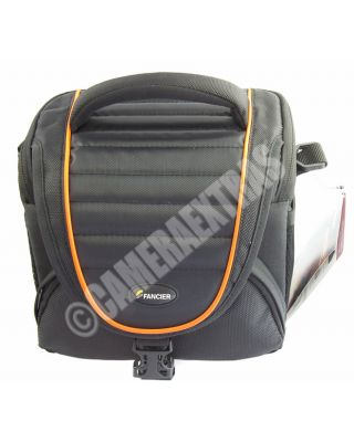 Fancier Alpha 50 DSLR Digital Camera Case Holder Shoulder Bag Lens Canon Nikon