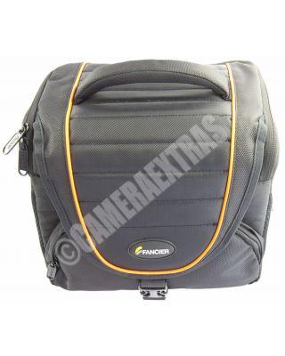 Fancier Alpha 60 DSLR Digital Camera Case Holder Shoulder Bag Lens Canon Nikon