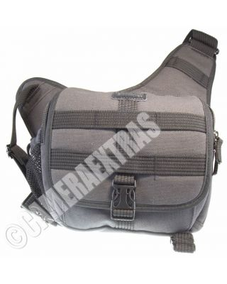 Fancier Delta 500A DSLR Digital Camera Sling Shoulder Canvas Travel Bag Case