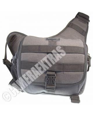 Fancier Delta 500A DSLR Digital Camera Sling Shoulder Canvas Travel Bag Case