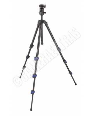Fancier WF-531T Compact Quality Pro Light Travel Tripod DSLR Camera + Ball Head