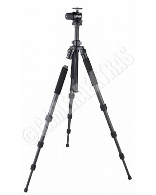 Fancier 6614A 2 in 1 Aluminium Tripod Monopod + Ball Head DSLR Camera Travel