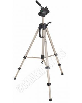 Fancier WT3550 Travel Tripod/Stand/for any Camera/Camcorder + Tilt Head
