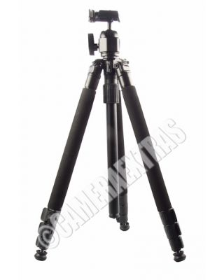 Fancier FT-6222A Professional Aluminium Tripod + Ball Head DSLR Camera Travel