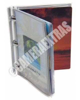 "4x3"" DIY Photo Book Photobook Album Kit Software Glossy Paper Binder Folder"