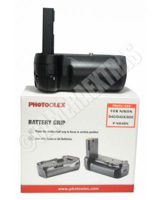 Vertical Battery Grip for Nikon D40/D40X/D60/D5000 D3000 EN-EL9 Holder