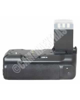 Vertical Battery Grip with Built in Battery Pack for Canon EOS 400D/350D BG-E3