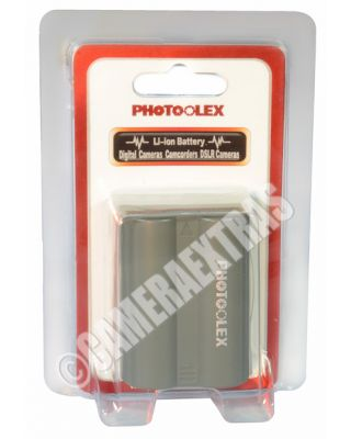 Quality Battery for Nikon ENEL3E EN-EL3E D70 D90 D300 D700 D70 D70S D50 D80 D90