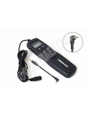 LCD Timer/Interval Remote Canon EOS 60D/550D/450D/400D/500D/350D/600D RS-60E3