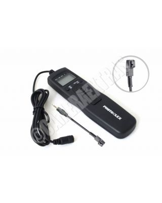 LCD Timer/Interval Remote for Sony A100/A200/A300/A350/A700/A900 RM-S1AM R8E9