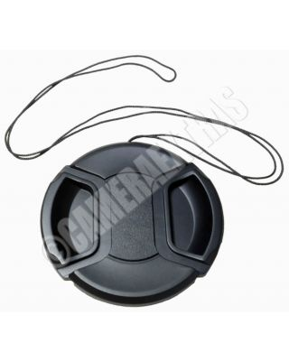 77mm Snap-On lens Cap Cover for Canon EF 20-105mm/20mm/24mm Sigma 10-20mm