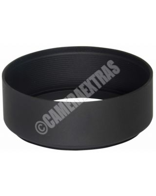 62mm Quality Metal Screw On lens Hood Shade for Nikon D40X D60 D3000 Canon
