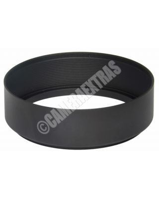72mm Quality Metal Screw On lens Hood for Sigma 17-70mm Tamron Canon Nikon