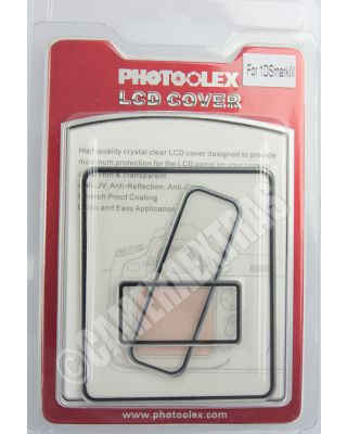 Polycarbonate Rigid Screen Protector Guard for Canon EOS 1DS Mark III 3 Kit