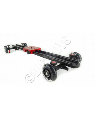 "Kamerar 24"" SD-1 Video Slider Dolly Stabilization system DV Canon Nikon Video"