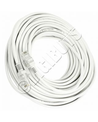 15M CAT 5e Crossover PC to PC Cable Lead RJ45