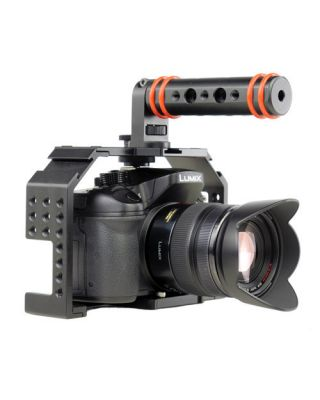 Honu v2.0 Video Cage with Top Handle and HDMI Clamp for Sony GH3/GH4 Sony A7/A7R/A7S II