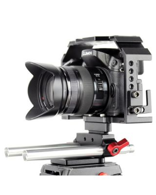 Kamerar Honu V2 Cage with Rod Holder Kit for Sony GH3/GH4 Sony A7/A7R/A7S II