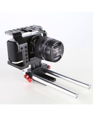 Pico Cage for Black Magic Pocket Cinema Camera (BMPCC)