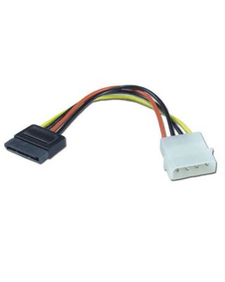SATA Power Adapter / Cable / Converter Molex to SATA