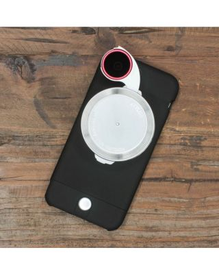 Ztylus Lite Case + RV-2 Revoler Lens Kit for iPhone 6/6S
