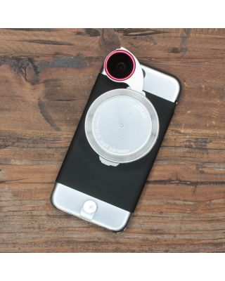 Ztylus Metal Case + RV-2 Revoler Lens Kit for iPhone 6/6S